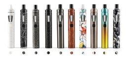 Wholesale New Version Ego - Original eGo AIO Kit 2ML New Color Version 1500mAh Battery BF SS316-0.6ohm Head All-in-One vape pens vs Smok Vape Pen 22 kit