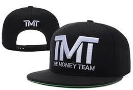 Mannschaftsflaggen online-TMT Print Hysteresenhüte Berühmte Marke Basketball Team Laufen Baseballmützen Hysteresen Hüte mit US-Flagge Stil für Erwachsene A030