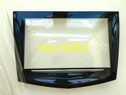 Wholesale Used Lcd Monitors - 100%Original new OEM Factory touch screen use for Cadillac car DVD GPS navigation LCD panel Cadillac touch display digitizer