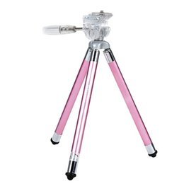 Wholesale Camera Tripod Legs - Free Shipping Fotopro FY-583 Portable Tripod Stand for Digital Cameras, 8-Section Legs, Max Load: 1kg