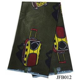 Wholesale Wax Dress For Women - Veritable wax block prints fabric phoenix hitarget real wax fabric for women dresses JFB012