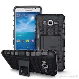 Wholesale Tpu Galaxy Grand Prime - For Samsung Galaxy Grand Prime Case Heavy Duty Rugged Dual Layer Shockproof Protection Cover For Samsung G530 G530H Armor Case
