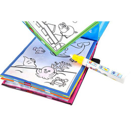 uk wholesale coloring books for kids wholesale funny magic water drawing book coloring book - Wholesale Coloring Books