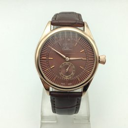 Wholesale Brand Wrist Watches For Men - High Quality AAA Clock For Men Business Watch Brand Luxury Christmas Gift Quartz Wrist watch reloj hombre montre Mens Leather Watch Classic