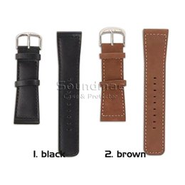 Wholesale Leather Watch Bands Chicago - Apple Watch iWatch Chicago Collection Apple Watch 42mm Leather Band without Connector for Apple Watch iWatch 38mm 42mm With Retailpackage