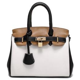 Wholesale Coffee Brown Dress - Women's bag 2017 spring and summer fashionable new European and European style single shoulder slant cross-handbag