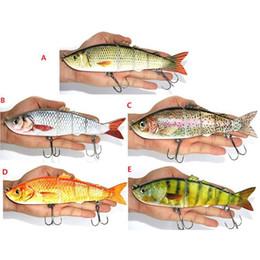 """Wholesale Large Saltwater Fishing Hooks - 8.5"""" 100g Outdoor Large Fishing Baits Bionic Bait Fishing Lures Bait Fishing Tackle Lure Minnow Bait Fish Hook Saltwater Hard Baits"""