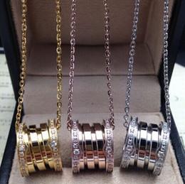 Wholesale Metal Titanium Necklaces - Elastic Rhinestone Necklaces Of Titanium Stainless Steel ,Yellow gold Rose gold Silver Metal Colors Women Men Wedding Engagement Chains