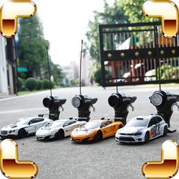 Argentina Regalo de año nuevo 1:24 RC Control remoto Cars Racer Vehículo Speed Machine Mini Toy Cars Drift Kids Boys Juego Diversión Presente Simulación Diversión al aire libre Suministro