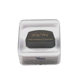 2017 Новые Vgate ИКАР Pro Bluetooth 4.0 OBDII сканер для Android IOS Работает на всех Сканер OBD2 автомобилей Professional Vgate ИКАР OBD2 от