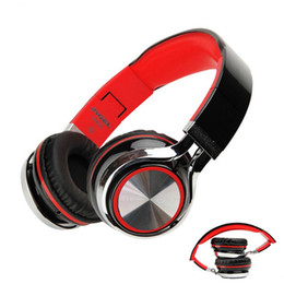 Wholesale Middle Blackberry - New Stereo Headphone 3.5mm Studio Headphones DJ Earphones Middle Headset High Quality Headphones For Iphone 6 7 plus Ipad samsung Mp3 Player
