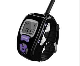 Wholesale Girl Talking - High Frequency Easy Talk Waterproof Wrist Walkie Talkie 3KM Range Amplifier Booster for kids Girls Boys