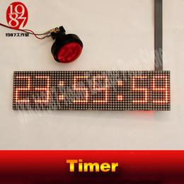Номер побег реквизит авантюрист проп таймер состоит из дисплея и кнопки Takagism игры проп от Поставщики выключатель двери автомобиля