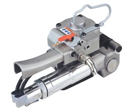 Argentina AQD-19/25 PET herramientas de flejado neumáticas, flejadora portátil, máquina de embalaje de mango LLFA supplier strap machines Suministro