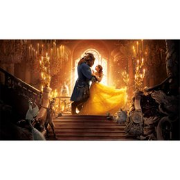 Wholesale Vintage Prince - Vintage Castle Staircase Photography Backdrops Candle Light Prom Party Prince and Princess Wedding Photo Studio Background Fairy Tale