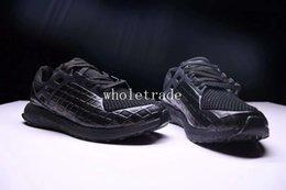 Wholesale Free Porsche - Free Shipping Porsche Design x Ultra Boost Triple Black Running Shoes Mens Ultra Boost Triple Black sneakers for sale Size 40-45