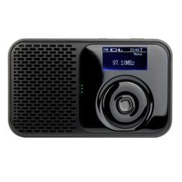 Wholesale Radio Receiver Card - Wholesale-Handheld FM Radio DAB+FM Stereo RDS Receiver TF Card Digital Radio Pocket PPS003 Y4110A Fshow