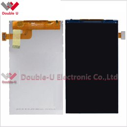 Wholesale Xl Digitizer - 5pcs lot FOR Alcatel One Touch Fierce XL OT5054 5054D 5054 LCD Display Glass Digitizer Free Shipping