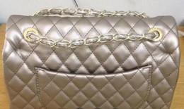 Bolsos de las mujeres de alta calidad bolsa de cuero Flap Bolsos de mensajero de la manera de las mujeres Bolsa de cadena Bolsos de la marca de diseño superior Bolsa de cosméticos desde fabricantes