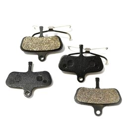 Wholesale mountain code - Semi Metal Mountain Bike Brake Pads For Avid Code Incl Spring 4 Pairs Bicycle Bike Disc Brake