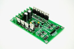 Wholesale Dual Motor Driver - 0~36V Rated 15A Peak 60A Dual Channel Motor Driver H-Bridge Strong Brakes