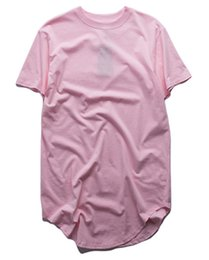 Männer straße t-shirts online-Solid Color Mens-Sommer-T-Shirts Street Tshirts Hommes T-Shirts Kurzarm Soft-Tees Tops Man Kleidung