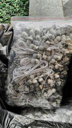 Wholesale Cute Silver Earphones - Hot Selling cool design cute in-ear earphone DHL express free shipping