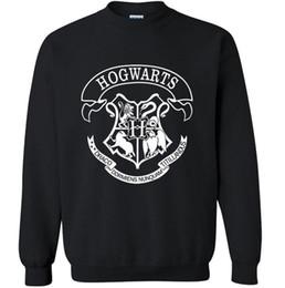 Wholesale Hip Hop Harry - 2017 new women hoodies famous movie harry potter hogwarts hoody female cotton sweatshirts brand Hip Hop Skateboard outwear