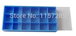 Wholesale Small Storage Compartments - Wholesale- Free shipping Small Plastic Storage Tray with Lid 18 Compartments, watch tools & jewelry tools