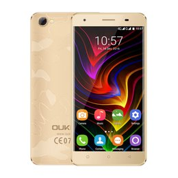 Wholesale Mobile C5 - Oukitel C5 Pro 4G 5.0inch HD Mobile Phone Android 6.0 MT6737 Quad Core 2GB RAM 16GB ROM WiFi GPS Metal Frame Cell Phone