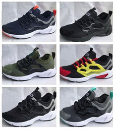 Wholesale Burgundy Pumps - Dropshipping Accepted Fashion outdoor Sneakers Running footwear all the styles,colors of insta pump fury og Athletics Boots Training Shoes