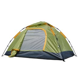 Wholesale Two Person Canvas Tent - PN2240 1-2 person cheap price beach sun shelter camping tent Outdoor Shelter Beach Camp Small Tents free shipping DHL