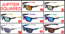Wholesale American Pilots - European and American brand Sunglasses for men and women JUPITER SQUARED sunglasses Designer Sunglasses glasses movement LEN1176
