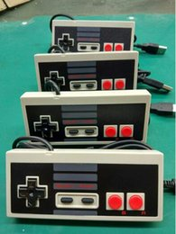 Wholesale Wholesale Windows Computers - free shipping 50pcs lot Classic USB Controller Gaming Gamer JoyStick Joypad For NES Windows PC for MAC Computer Game Controller Gam