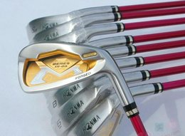 Wholesale Beres Golf - Women 3Star Honma beres IS-03 Golf Irons set 5-11#AS Graphite shaft Golf clubs Beres IS-03 Irons Right hand