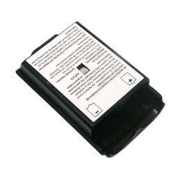 Argentina Paquete de compartimiento de la batería Cubierta de Shell Shield Baterías AA Estuche para Xbox 360 Controlador inalámbrico Consola Gamepad Al por mayor Suministro