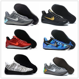 Wholesale Top Shoes For Cheap Online - Kobe XII 12 Men's Basketball Shoes Kobe AD A.D for Top quality Cheap Online Sale KB 12s 12 .A.D Sports Training Sneakers EUR 40-46