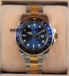 Wholesale Auto Ports - Luxury watch brand luxury quality man's highest military sports timing wrist watch yellow light golden port 44 mm quartz watch