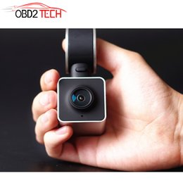 Wholesale Autos Videos - 150 Degree AutoBot Eye Novatek 96655 Smart Wifi Car DVR FHD 1080P Auto Dash Camera Digital Dashcam Video Recorder G-Sensor GPS