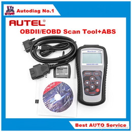 Wholesale Diagnosis Honda - 100% Original MaxiScan MS609 OBDII EOBD Scan Tool Diagnosis For ABS Code MS609 By Official Website Update