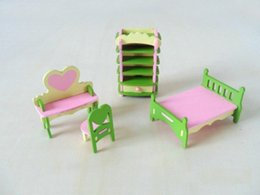 wholesale wooden doll dinning house furniture. contemporary doll wholesale w001 new children gift kids wooden toy furniture doll house set  diy educational toys bedroom 1 from dropshipping suppliers throughout wholesale wooden doll dinning house