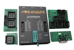 Wholesale Key Device Porsche - Original Orange 5 Key Programmer - Professional EEprom ECU Memory and Microcontrollers Chip Programming Device