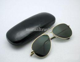 Wholesale Spying Mirror - Anti-Track Rearview sunglasses UV Protection Anti UV Spy Sunglasses pilot sunglasses Rear view Mirror Glasses with protection box