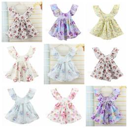 Böhmen Kinder Kleid Mädchen Sommer Floral Party Kleider Kleinkind Kleidung Kinder Mädchen Banana Blatt Kleid Für Baby Neueste Mode Mädchen Kleidung