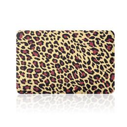 """Caso de cáscara de la macbook pro retina online-Cubierta dura de plástico de la cubierta del leopardo para Apple Macbook Air Pro Retina 11.6 """"13.3"""" 15.4 """"A1370 A1465 A1369 A1466 A1278"""