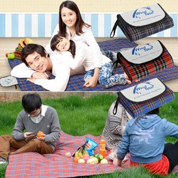 Wholesale Touring Tent - Wholesale- Wind tour 180*150cm tent Outdoor camping picnic mat moisture-proof crawling mat thick Tent pad free shipping