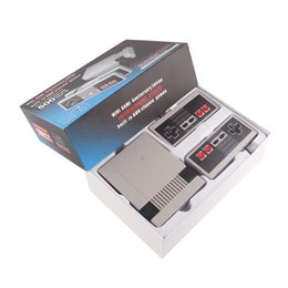 Wholesale Wholesalers For Handheld Consoles - Mini TV Handheld Game Console Video Game Console For Nes Games with 500 Different Built-in Games PAL&NTSC 0801047