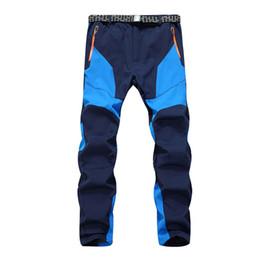 Pantalon de molleton thermique de haute qualité pour hommes Tous les temps imperméable à l'eau imperméable au vent anti-UV Pantalons de montagne de neige chaude pantalones hombre ? partir de fabricateur