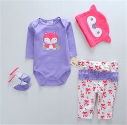 """Wholesale Adorable Reborn Baby Girl - Doll Clothes Adorable Romper Clothes dress For 22"""" Reborn Baby Dolls Cute Fashion Dolls Accessories"""