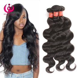Wholesale Cheap Good Quality Extensions - Cambodian Virgin Human Weave Hair Body Wave Bundles 3pcs lot 8A Grade Good Quality and Cheap Price Unprocessed Cambodian Hair Extensions